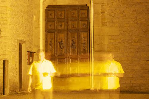 Church Ghost