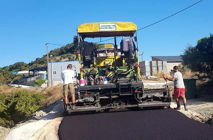 Άρτα: Δήμος Γ. Καραϊσκάκη - Παρεμβάσεις αποκατάστασης οδικών δικτύων