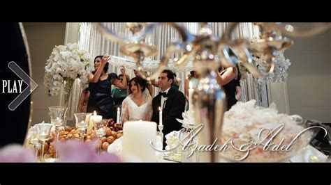 The BEST Persian Wedding   Azadeh & Adel's Vancouver