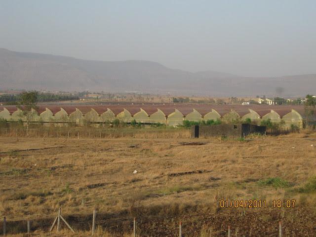 View from Dajikaka Gadgil Developers' AnantSrishti Kanhe - Gated community of N A Bungalow Plots, Row Houses & 1 BHK 2 BHK 2.5 BHK Flats