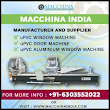 Grab Deals on uPVC Door and in Machinery Manufacturers