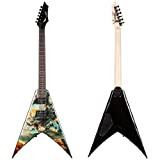 Dean V Dave Mustaine Guitar, United Abomination