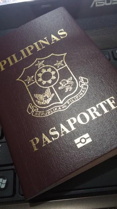 Renewal of Philippine Passport!