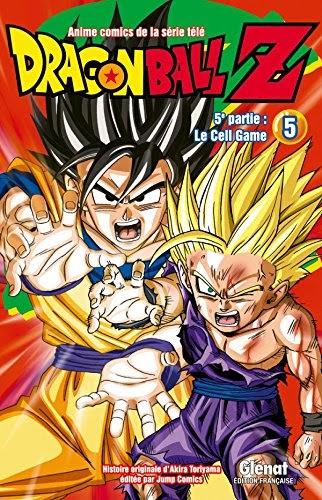 【Télécharger】 Dragon Ball Z - 5e partie - Tome 05: Cell ...
