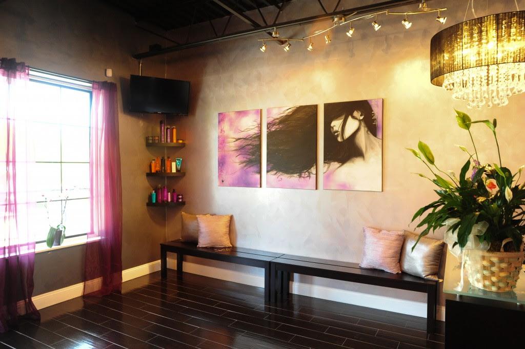 Beauty Lounge Waiting Area Beauty Lounge Hair Salon Ri Beauty
