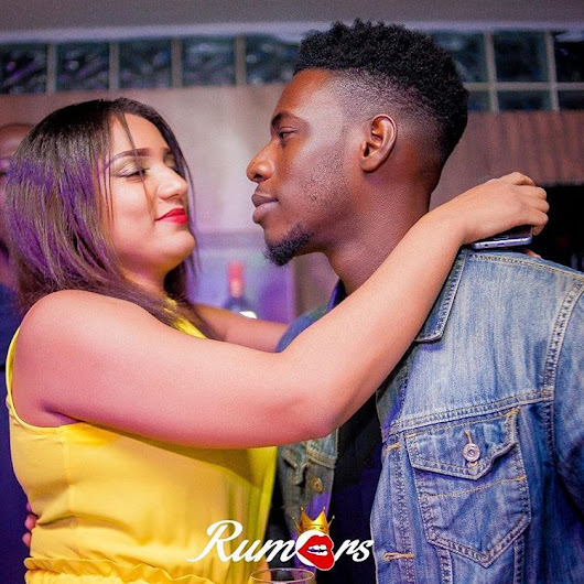 This Photo Of Soma And Gifty At Club Rumours Got Guys Talking