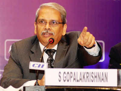 Will support Nandan Nilekani if he fights elections: S Gopalakrishnan