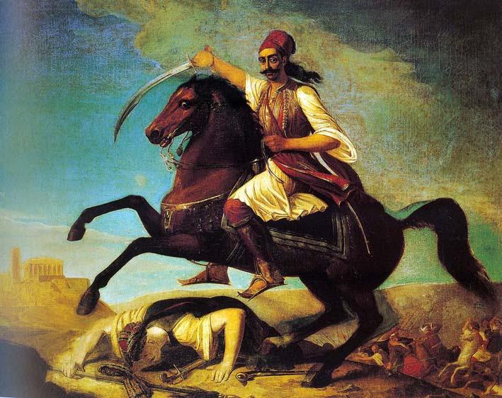 Αποτέλεσμα εικόνας για επανασταση 1821 ηρωες