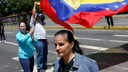 Venezuelan congress rejects authority of Maduro's legislative superbody