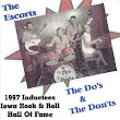 The Escorts/Do's & Don'ts CD: Oldies Songs 50s and 60s Music