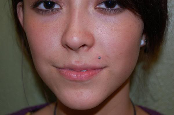 Monroe Piercing Care Pain Infection Jewelry Cost Pictures