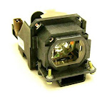 Panasonic PT-LB51U Assembly Lamp with High Quality Projector Bulb Inside