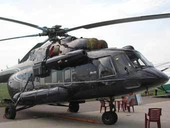 Ми-171. Фото с сайта rusarmy.com