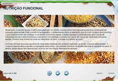 Saiba mais sobre o Curso de Nutrição Funcional