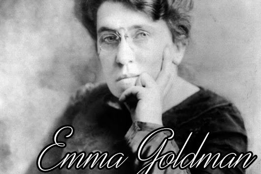 Emma Goldman (LGBT rights activist from the United States) | Our Queer History | Queer History