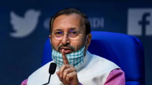 India's contribution to climate change in last 200 years just 3 per cent: Prakash Javadekar https://ift.tt/3zqjdkn