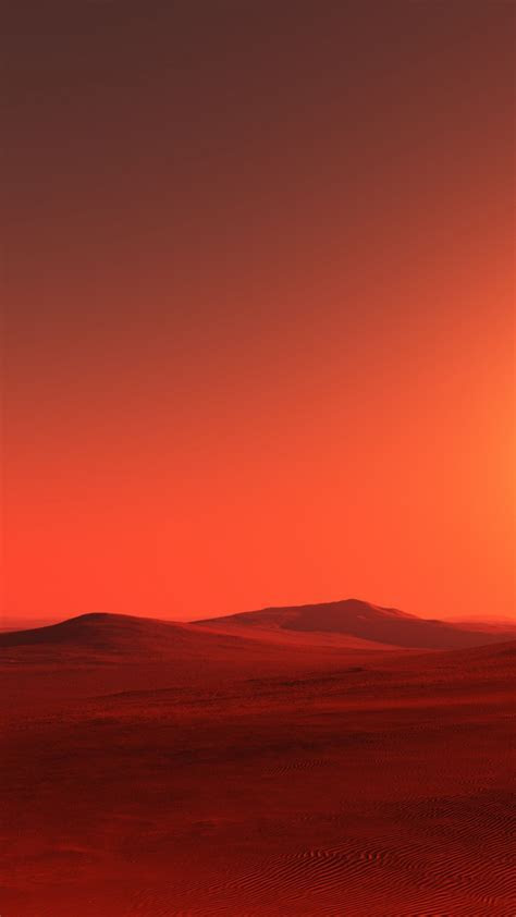 Red Desert   Best HD Wallpapers For iPhone and Android Devices
