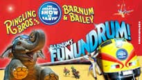 Barnums Funundrum presale code for show tickets in Miami, FL, Indianapolis, IN and Rosemont, IL