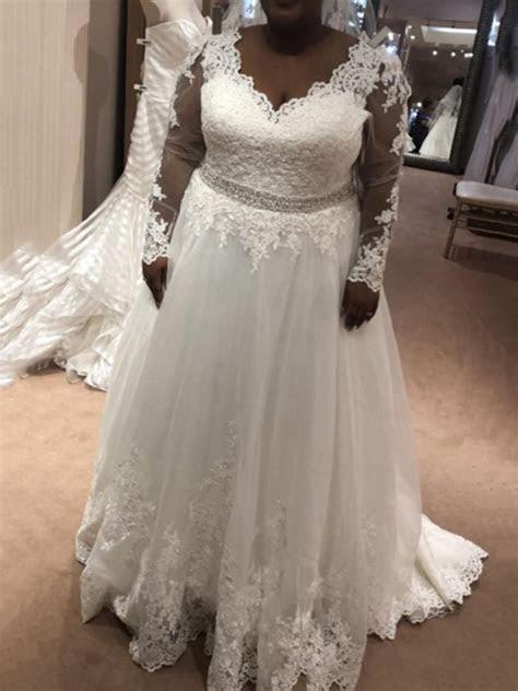 Plus Size Wedding Dresses, Cheap Plus Size Wedding Gowns