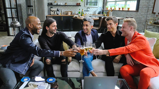 Netflix's Queer Eye eased my anxieties about becoming a father