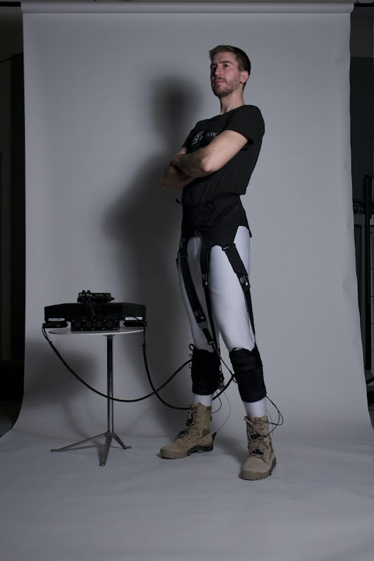 Soft exosuit economies: understanding the costs of lightening the load | Wyss Institute