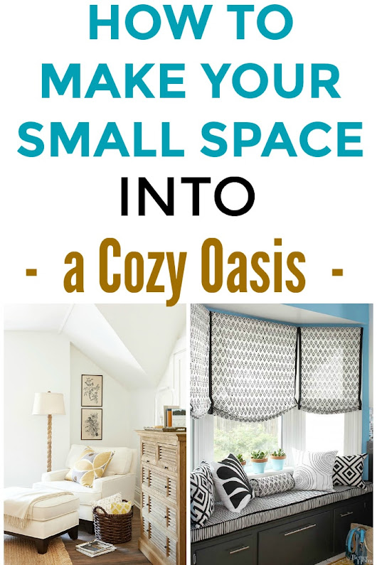 5 Cozy Small Spaces That Are Warm And Homey - Setting for Four