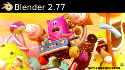 Blender Velvets updated for Blender 2.77