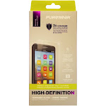 PureGear HD Tempered Glass Screen Protector for Moto Z2 Play - Clear