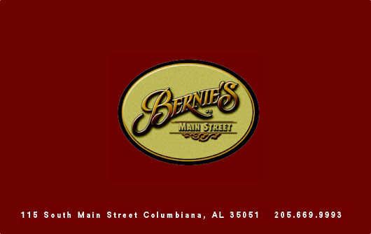 Buy gift cards to Bernie's on Main - Instagift