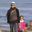 Halle Berry Reunited With Nahla Aubry – Fiancé Nowhere In Sight | Celeb Baby Laundry
