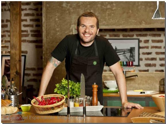 La cocina de nicola 3 temporada estreno for Bazar del cocinero