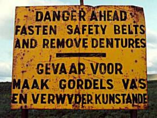 17 Translated Signs Gone Wrong - Listen & Learn AUS Blog