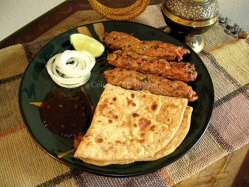 Dizzyingly  Delicious Kababs...
