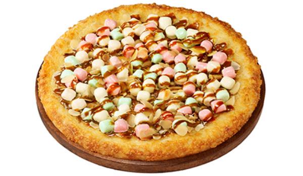 Caramel Pizza