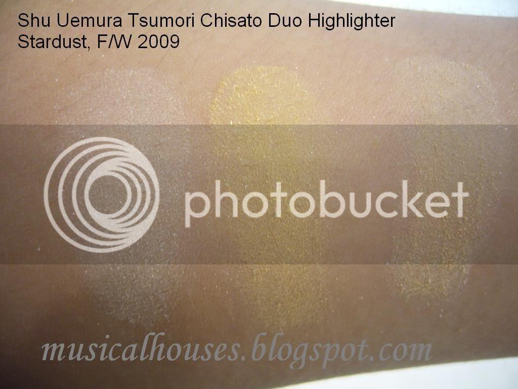 Shu Uemura Tsumori Chisato Duo Highlighter in Stardust