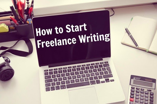 How I Started Freelance Writing (and how you can, too!) - The Write Budget