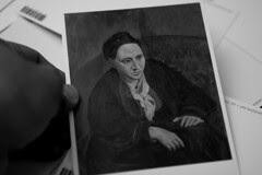 Postcards Picasso - Gertrude Stein 1905-06