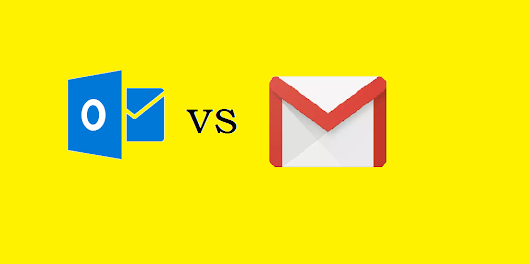 New Outlook vs Gmail
