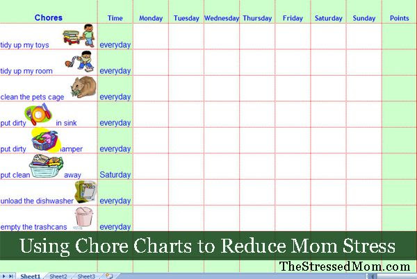 1000+ images about Kids - Routines & Chores on Pinterest   For ...