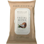 Micellar Cleansing Facial Makeup Remover Wipes w/ Coconut Water, 60 Count