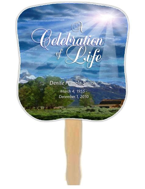 funeral templates industry leader launches memorial fan