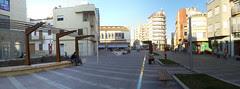 Amposta: plaça Ramon Berenguer IV