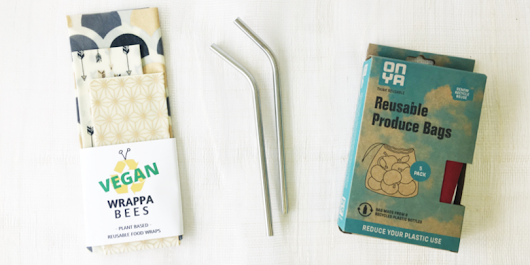 Win a reusables kit valued at $60!