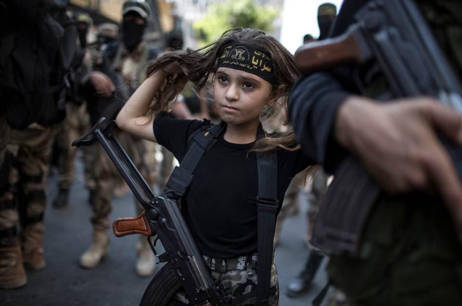 Image result for gaza city palestinian girl