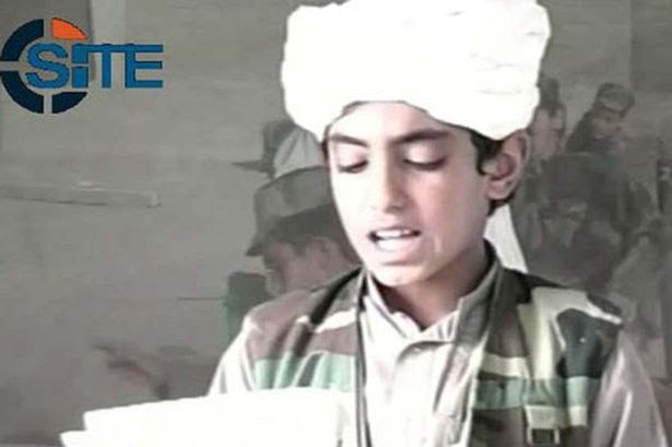 Osama bin Laden's son vows revenge on the United States for assassinating his dad