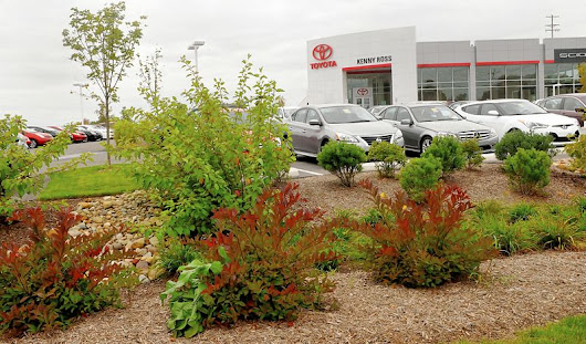 Moon Toyota dealership gets LEED designation