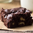 Cinnamon-Fudge-Walnut Brownies