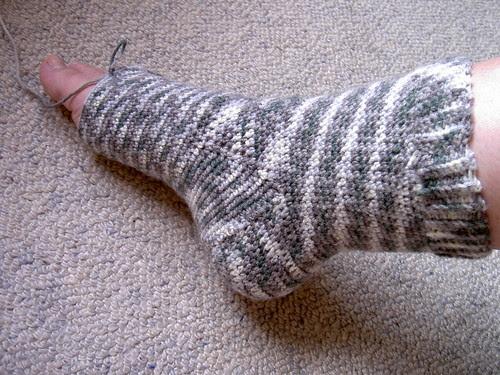 Pair #1 Sock #1