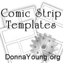 Free Printable Comic Strip Templates