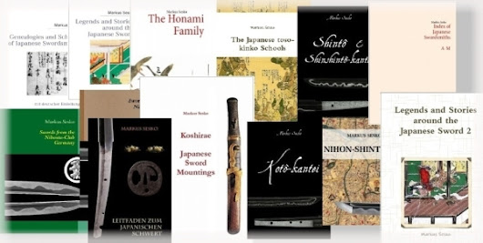 Collected Japanese sword-related sayings from Markus Sesko